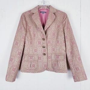 Ann Taylor Button Blazer Size 6
